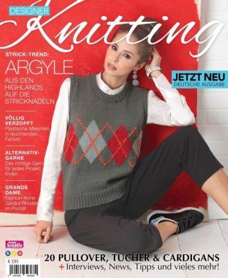 Designer Knitting: Strick-Trend: ARGYLE - Oliver Buss |