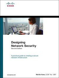 Designing Network Security, Merike Kaeo