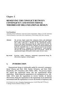 Designing Organizations - Produktdetailbild 1