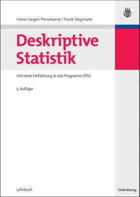 Deskriptive statistik ralf runde