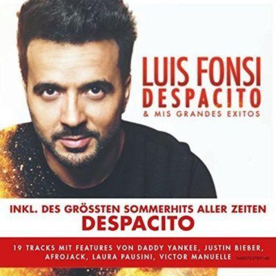 Despacito & Mis Grandes Éxitos, Luis Fonsi
