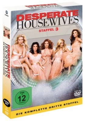 Desperate Housewives - Die komplette Staffel 3