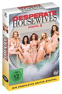 Desperate Housewives - Die komplette Staffel 3 - Produktdetailbild 1