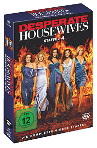 Desperate Housewives - Die komplette Staffel 4 - Produktdetailbild 1