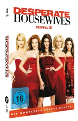Desperate Housewives - Die komplette Staffel 5