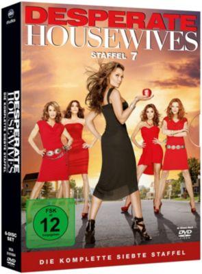 Desperate Housewives - Die komplette Staffel 7