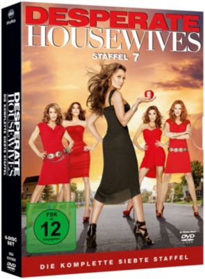 Desperate Housewives - Die komplette Staffel 7