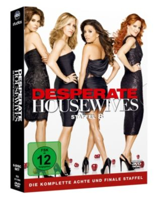 Desperate Housewives - Die komplette Staffel 8