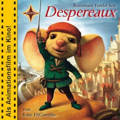 Despereaux, 3 Audio-CDs, Kate DiCamillo