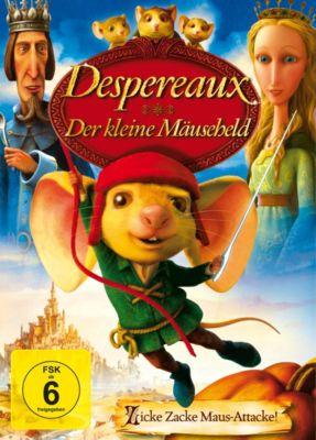 Despereaux - Der kleine Mäuseheld, Kate DiCamillo