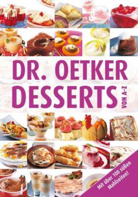 Desserts von A - Z - Oetker  