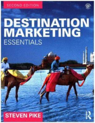 Destination Marketing, Steven Pike