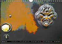 DETAILS ALTER TÜREN (Wandkalender 2019 DIN A4 quer) - Produktdetailbild 1
