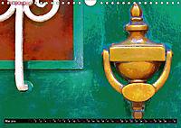 DETAILS ALTER TÜREN (Wandkalender 2019 DIN A4 quer) - Produktdetailbild 5