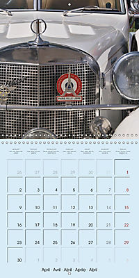Details of American Cars (Wall Calendar 2018 300 × 300 mm Square) - Produktdetailbild 4