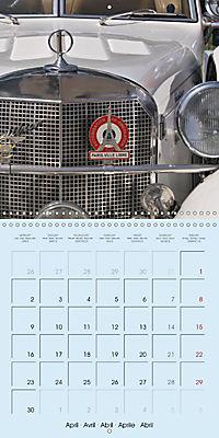 Details of American Cars (Wall Calendar 2018 300 × 300 mm Square) - Produktdetailbild 4