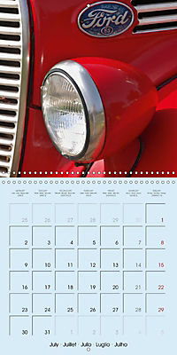 Details of American Cars (Wall Calendar 2018 300 × 300 mm Square) - Produktdetailbild 7