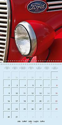 Details of American Cars (Wall Calendar 2018 300 × 300 mm Square) - Produktdetailbild 7