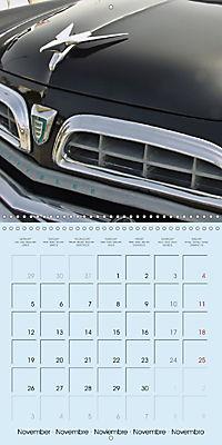 Details of American Cars (Wall Calendar 2018 300 × 300 mm Square) - Produktdetailbild 11