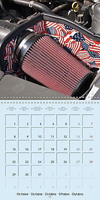 Details of American Cars (Wall Calendar 2018 300 × 300 mm Square) - Produktdetailbild 10