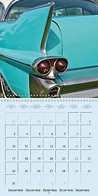 Details of American Cars (Wall Calendar 2018 300 × 300 mm Square) - Produktdetailbild 12