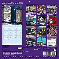 Details of American Cars (Wall Calendar 2018 300 × 300 mm Square) - Produktdetailbild 13