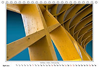 Details zeitgenössischer Architektur (Tischkalender 2019 DIN A5 quer) - Produktdetailbild 4