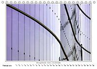 Details zeitgenössischer Architektur (Tischkalender 2019 DIN A5 quer) - Produktdetailbild 2