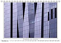 Details zeitgenössischer Architektur (Tischkalender 2019 DIN A5 quer) - Produktdetailbild 11