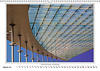 Details zeitgenössischer Architektur (Wandkalender 2019 DIN A3 quer) - Produktdetailbild 1