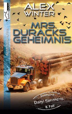 Detective Daryl Simmons: Mrs. Duracks Geheimnis - Detective Daryl Simmons 8. Fall, Alex Winter