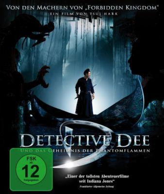 Detective Dee und das Geheimnis der Phantomflammen, Kuo-fu Chen, Robert van Gulik, Jialu Zhang