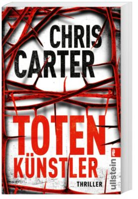 Detective Robert Hunter Band 4: Totenkünstler - Chris Carter  