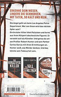 Detective Robert Hunter Band 4: Totenkünstler - Produktdetailbild 1
