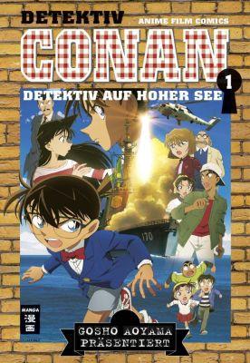Detektiv Conan - Detektiv auf hoher See, Gosho Aoyama