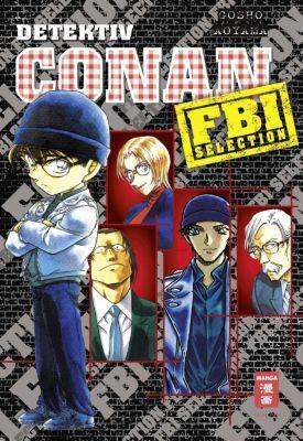 Detektiv Conan FBI Selection, Gosho Aoyama