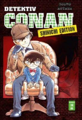 Detektiv Conan - Shinichi Edition, Gosho Aoyama