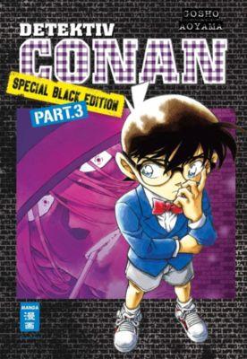 Detektiv Conan Special Black Edition, Gosho Aoyama