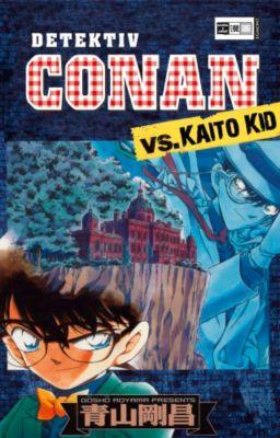 Detektiv Conan vs. Kaito Kid, Gosho Aoyama