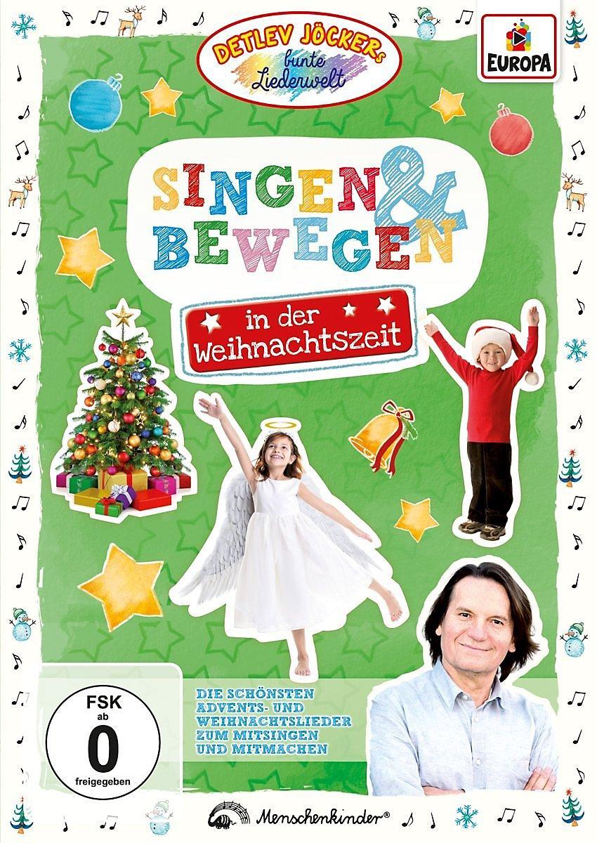 Detlev Jöcker: Singen und Bewegen in der Weihnachtszeit Film ...