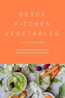 Detox Kitchen Vegetables, Lily Simpson