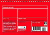 Dettelbach am Main (Tischkalender 2019 DIN A5 quer) - Produktdetailbild 13