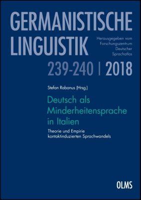 Deutsch als Minderheitensprache in Italien