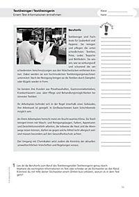 Deutsch-Aufgaben aus dem Berufsalltag - Produktdetailbild 1