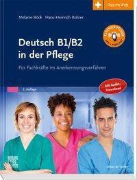 Deutsch B1/B2 in der Pflege -  pdf epub