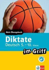 Deutsch Diktate im Griff 5.-10. Klasse -  pdf epub