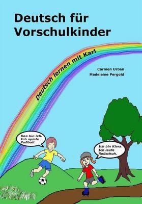 Deutsch für Vorschulkinder - Madeleine Conolly |