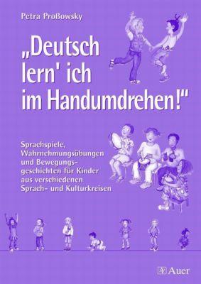 'Deutsch lern' ich im Handumdrehen!', Petra Prossowsky
