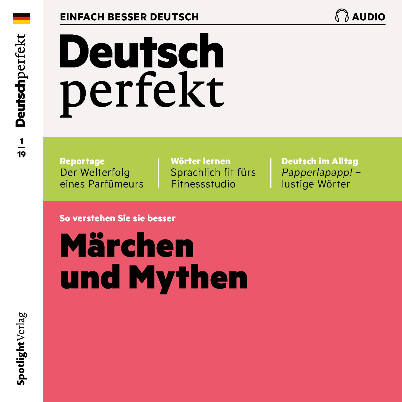 deutsch perfekt audio deutsch lernen