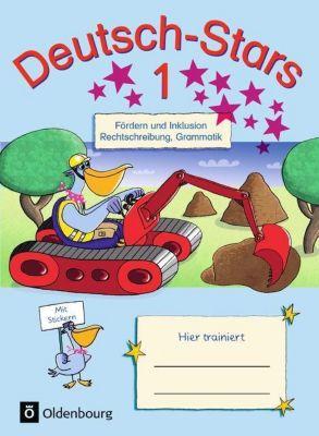 Deutsch-Stars: 1. Schuljahr - Fördern und Inklusion -  pdf epub